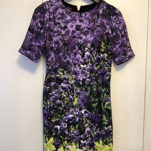 77762f2c2cfd Escada Dresses - 💲🔻 Escada Floral Print Jersey Sheath Dress